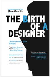 Mitchell College contest flyer