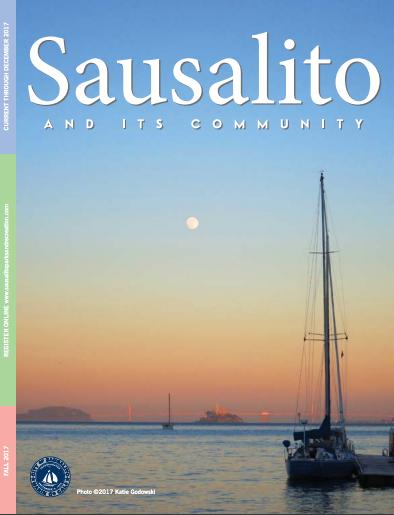 Sausalito Community Magazine Fall 2017