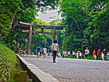 Meijishrine