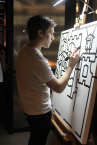 Rob Anderson, Artist