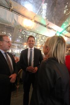 Seth Myers; Landmark College 2018 gala