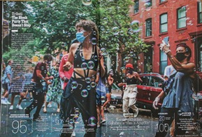 New York Magazine, issue 15 July 2020
