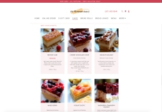 Old German Bakery website;Hoboken,NJ